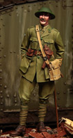 British Tank Officer, WWI