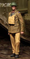 British Tank  Crewman, WWI