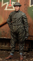 German Tank Crewman WWI