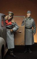 German General and his driver