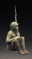 Red Army rifleman,1941-42