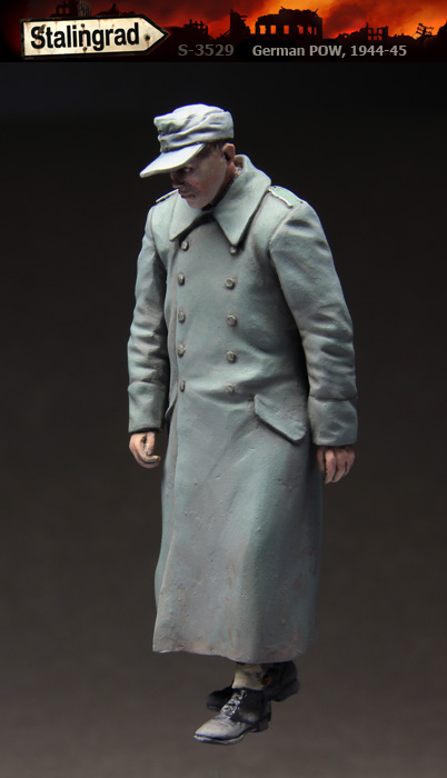 German POW, 1944-45 - Stalingrad 1/35