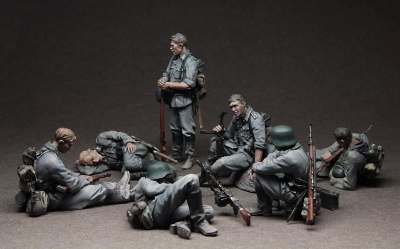 figurine 1/35