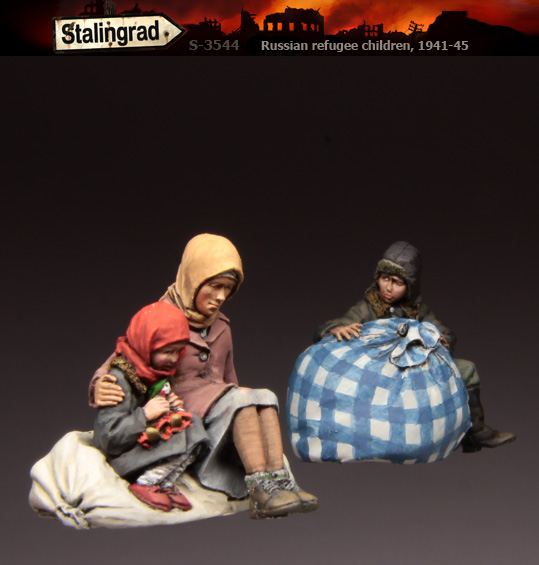 New from Stalingrad Miniatures 3544-1