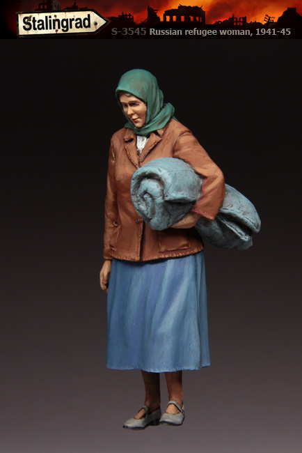New from Stalingrad Miniatures 3545-1