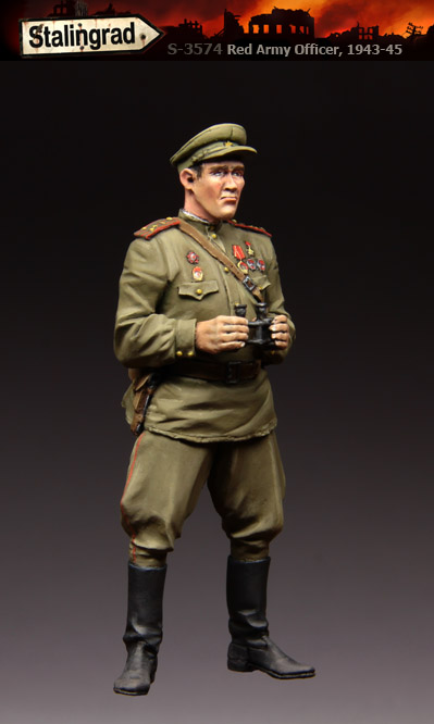 New from Stalingrad Miniatures 3574-1