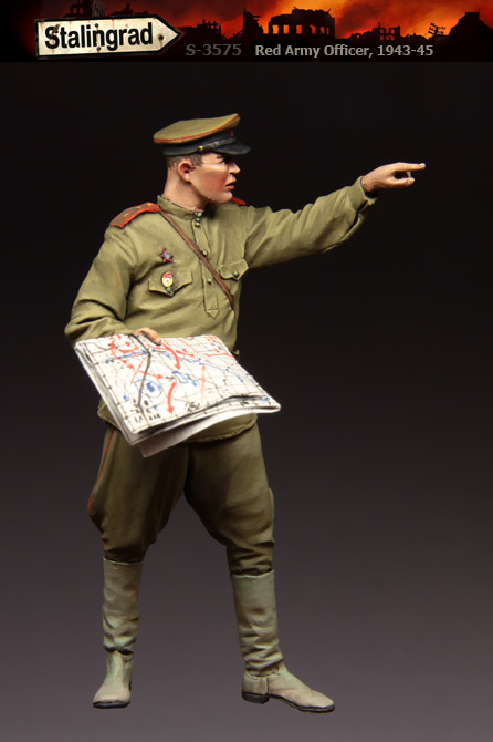 New from Stalingrad Miniatures 3575-1